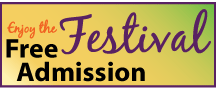 Free Admission to the Rotary Art Festival